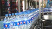 طرح توجیهی تولید و بسته بندی آب معدنی
