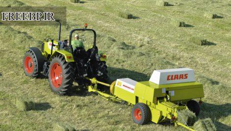 طرح توجیهی خدمات مکانیزاسیون کشاورزی